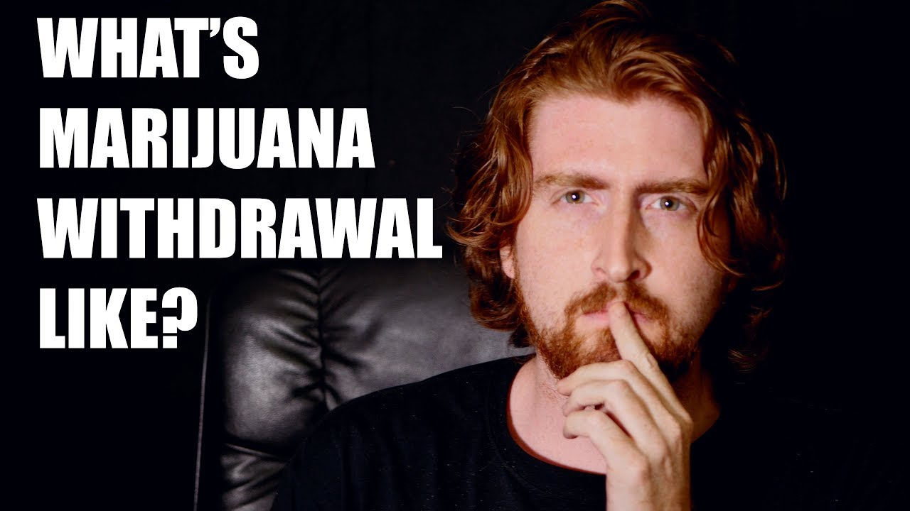 Marijuana Withdrawal Symptoms & Side Effects From Daily Use