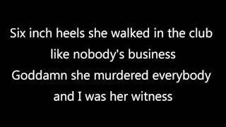 Beyonce - 6 Inch ft. The Weeknd (Lyrics - HD)