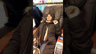 Nahar in Target, flushing
