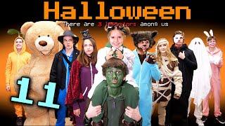 If Among Us Had a Halloween Mod