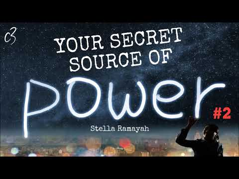 YOUR SECRET SOURCE OF POWER Pt2 by Ps Stella Ramayah_27 Augu