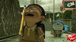 Nobita and shizuka love story (Teri kamiya akhil new song)