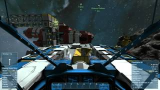 Space Engineers Tutorial 1 - Starting, Movement, Piloting, Energy