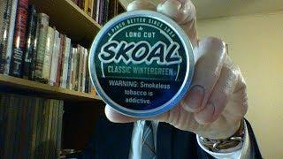 Skoal Wintergreen