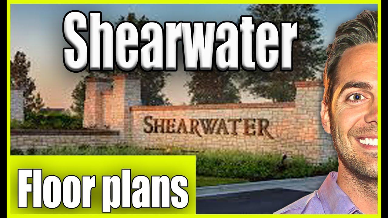shearwater lennar homes floor plans youtube