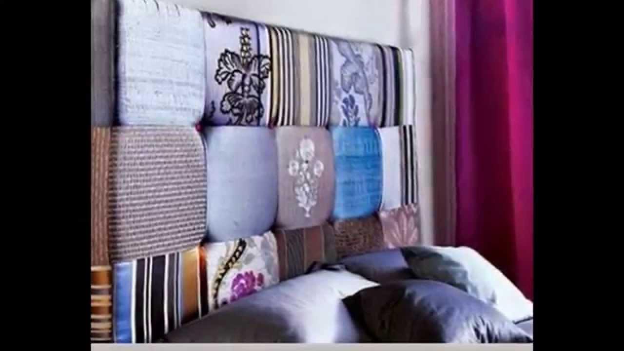 diy headboard ideas for queen beds - youtube