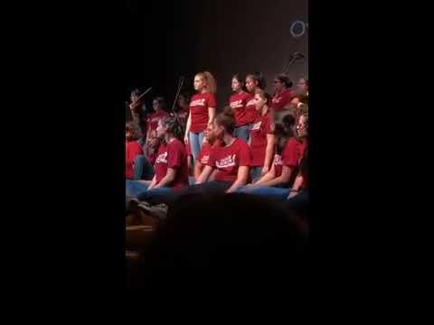 Greenway High School Choir Concert Fall 2018