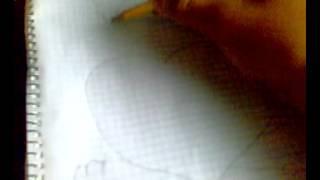 como dibujar un oso con un corazon