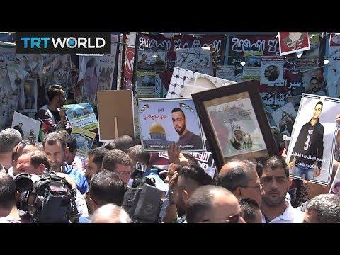 Israel-Palestine Tensions: Prisoners suspend hunger strike after 40 days