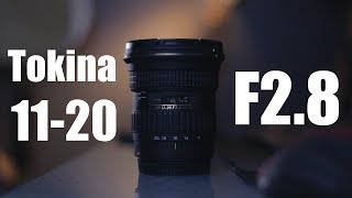 Tokina 11-20 F2.8 Lens review | Is it worth it?