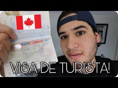 Cómo Solicitar La VISA Para CANADÁ🇨🇦 Paso Por Paso...
