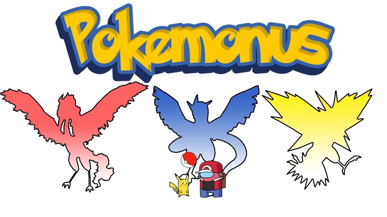 Among Us Pokemon 1   Among Us Animation
