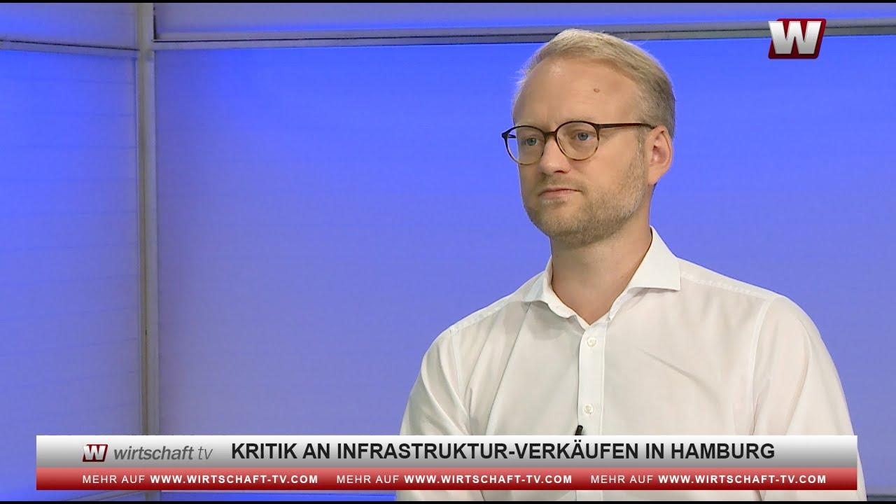 Michael Kruse: Kritik an Infrastruktur-Verkäufen in Hamburg