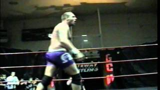 Wrestling Inferno: Chaz Wesson Vs. Cameron Cage