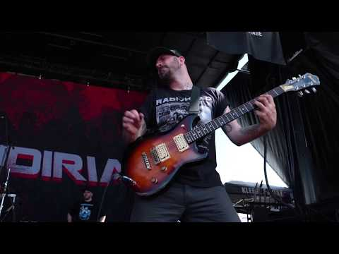 Candiria Vans Warped Tour 7/2/17 West Palm Beach FL