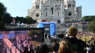 Thaig Chris Rollerskating Long Jump World Record in Paris