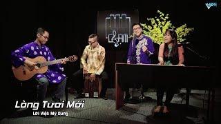 VHOPE | Lòng Tươi Mới - Khánh Linh & Thanh Trúc | CHẠM - Live Acoustic