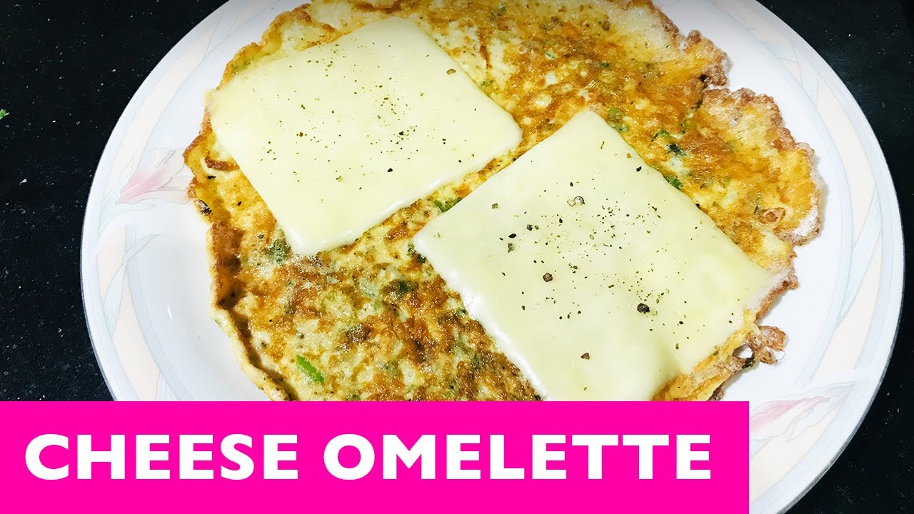 Cheese Omelette Recipe in Urdu - How to make Cheese ...