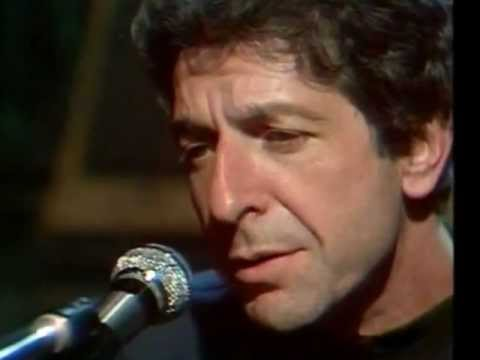 Leonard Cohen with Jennifer Warnes - Silent Night