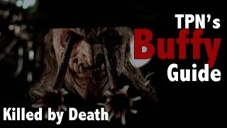 Buffy Episode Guide: Killed By Death S2E18