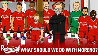 What Should we do With Moreno? (Hilarious 442oons Song!)
