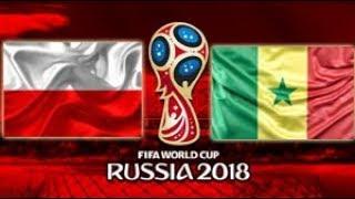 Polônia vs Senegal - Mundial Rusia 2018 - Gols & Melhores Momentos