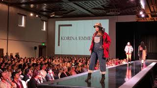 Haute Couture Fashion Show - Korina Emmerich - 98th Santa Fe Indian Market 2019