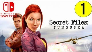 Secret Files :Tunguska - Nintendo Switch  (Walkthrough Part 1)