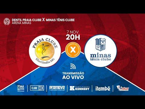Campeonato Mineiro de Vôlei Feminino - Minas Tênis Clube x Praia Clube
