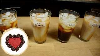 Which Tastes Better – Hot or Cold Brewed Iced Coffee? - Angela Greenberg - Tazza di Luna - Episode 3