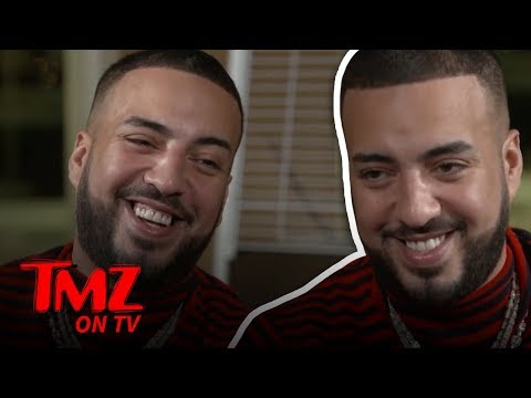 Someone Gave French Montana A Fake Watch For His Birthday! | TMZ TV