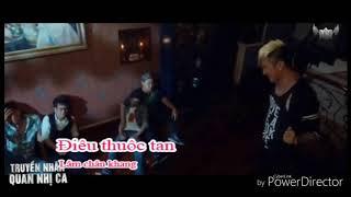 Điếu thuốc tàn karaoke Lâm Chấn Khang