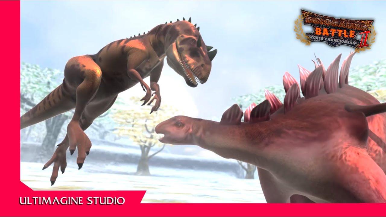 Download Dinosaurs Battle s2 GC3