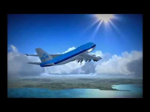 747-400 -  Boeing Old 747-400 KLM