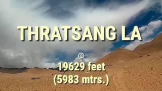 New highest pass in ladakh