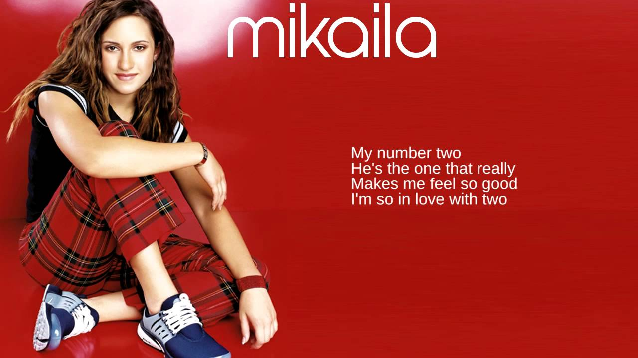 mikaila so in love with two