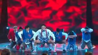 justice crew australia s got talent grand final performance 2010