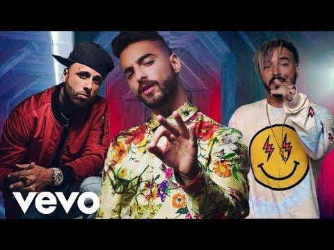 J. Balvin, Nicky Jam & Maluma - Tu Y Yo (Official Video)