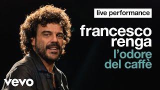 """Francesco renga dal vivo in un'intima performance acustica con il brano """"l'odore del caffè"""", tratto nuovo album """"l'altra metà"""". non perderti qui anche la..."""