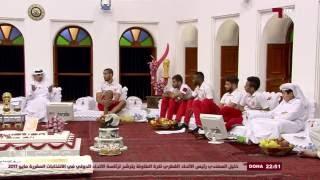 احتفال برنامج المجلس بأبطال كأس الأمير 2016