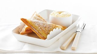 How to Make the Best Hot Apple Pie Jaffle - By Everyday Gourmet and Breville Australia