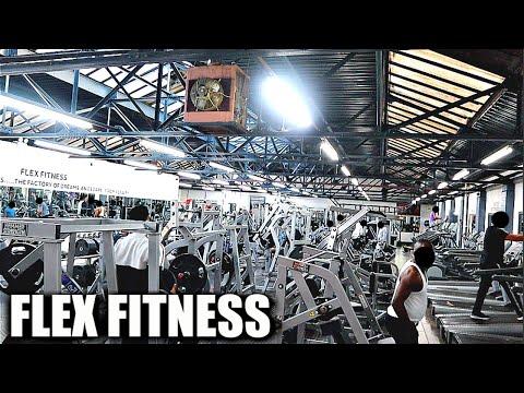FLEX FITNESS BIRMINGHAM - The Best Gym