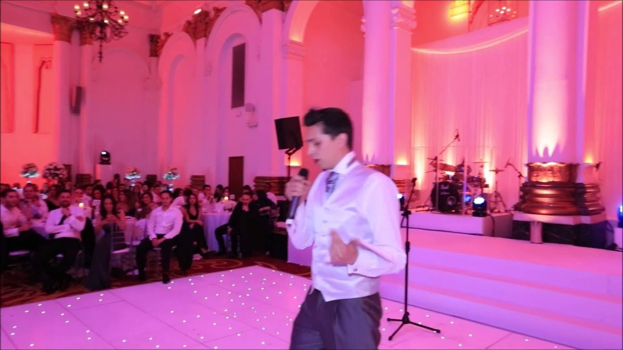 Brilliant Best Man Speech Rap!! (he starts rapping at 3:30)! - YouTube