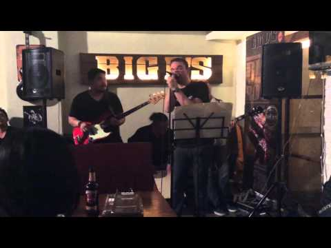 Basti Artadi & The Nice Ones at Big D's Smokehouse: Come Together (Beatles)