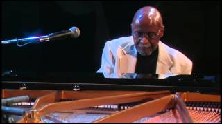 Junior Mance - Georgia on my Mind (Live in Concert, Germany 2002)