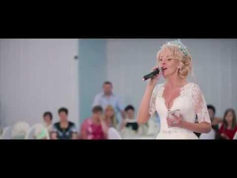 трогательная песня для свадебного клипа