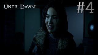 Until Dawn Walkthrough - Part 4 Skanky Bitch (PS4/HD)