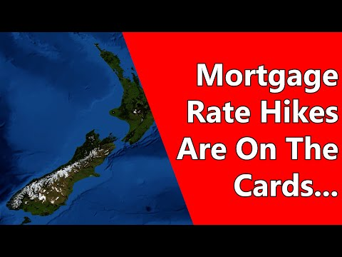 Mortgage Rate Hikes Are On The Cards...