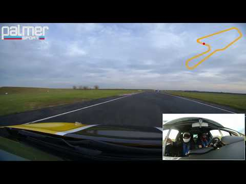 Renault Clio Cup On-board Lap - PalmerSport 2017 at Bedford Autodrome