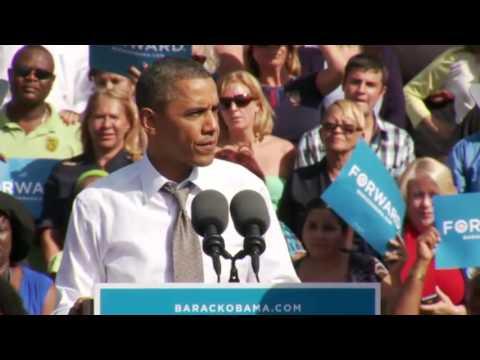 President Obama in Delray Beach, Florida - Full Speech - 10/23/2012